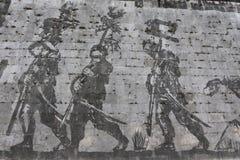 Rome Graffiti Stock Photo