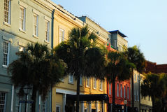 Rome Homes of Charleston Stock Images