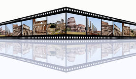 Rome Impressions Royalty Free Stock Image
