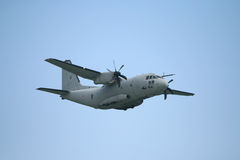 Rome International Air Show. The famous Rome International Air Show 2014 Royalty Free Stock Photo