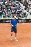 Rome, international tennis 2014 Royalty Free Stock Photos