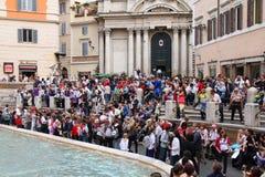 Rome, Italië Royalty-vrije Stock Fotografie