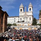 Rome, Italië Royalty-vrije Stock Afbeelding