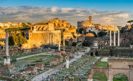 Rome - Italië Royalty-vrije Stock Fotografie