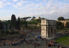 rome Italië Stock Foto's