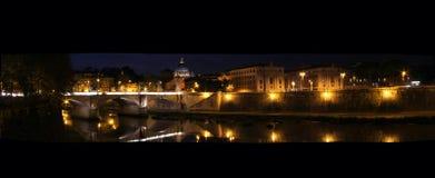 Rome Italië Castel Sant ' Angelo Royalty-vrije Stock Foto