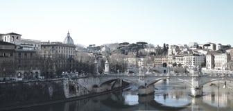 Rome, Italië, cityscape Royalty-vrije Stock Afbeelding