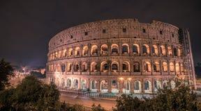 Rome, Italië: Colosseum, Flavian Amphitheatre Stock Afbeelding