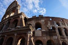 Rome, Italië - 8 December 2016: Coloseum Royalty-vrije Stock Foto