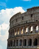 Rome, Italië - 26 Mei 2018: Coloseum Stock Afbeeldingen