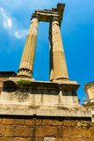 Rome, Italië - 26 Mei 2018: Ruïnes in Rome Royalty-vrije Stock Foto's