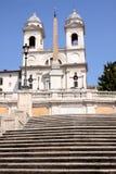Rome Italië Royalty-vrije Stock Afbeeldingen