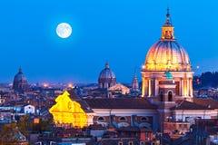 Rome, Italië Stock Afbeeldingen