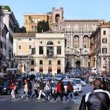 Rome Italien Royaltyfri Fotografi
