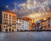 Rome. Italien. Arkivbild