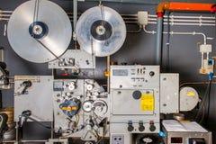 Rome Italien - April 22 2015 , Industriell bio 35m för sällsynt tappning Fotografering för Bildbyråer
