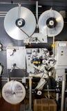 Rome Italien - April 22 2015 , Industriell bio 35mm för sällsynt tappning Royaltyfri Bild