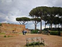 Rome Italien forntida härligt forntida härligt stadslopp Royaltyfri Fotografi