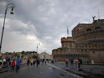 Rome Italien forntida härligt forntida härligt stadslopp Royaltyfri Foto