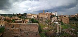 Rome Italien forntida härligt forntida härligt stadslopp Arkivfoto