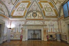 Rome ITALIEN - JUNI 01: Castel Santangelo i Rome, Italien på Juni 01, 2016 Royaltyfri Foto