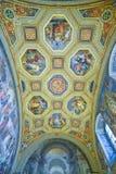 Rome ITALIEN - JUNI 01: Vatikanstaten museum i Rome, Italien på Juni 01, 2016 Royaltyfri Bild