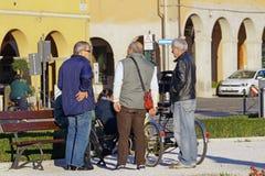 ROME ITALIEN - 14 marsch 2015: Royaltyfri Fotografi
