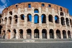 ROME ITALIEN - September 12, 2016: Colosseum i Rome, Italien Royaltyfria Foton