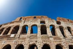 ROME ITALIEN - September 12, 2016: Colosseum i Rome, Italien Royaltyfria Bilder