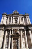 Santi Luca e Martina church, Rome Stock Photography