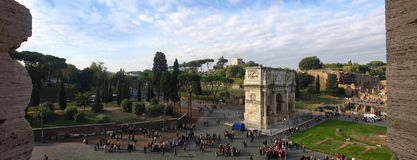 rome italy Royaltyfria Bilder