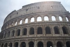 Rome Italy  ancient beautiful ancient beautiful city travel colloseum Royalty Free Stock Image