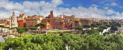 Rome - panorama Royalty Free Stock Photography