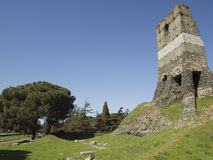 Rome, Italy, Appian Way, Torre Selce Royalty Free Stock Photo