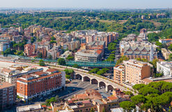 Rome. Italy. Architecture, the structure of the ancient, empire, beauty, power, the power, of greatness Stock Photography