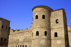 Rome italy area  san giovanni ruins Royalty Free Stock Photography