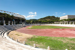 Rome, Italy - August 6th 2016. Outside view of Stadium of the Ma Royalty Free Stock Image