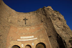 ROME, ITALY -  Basilica Santa Maria degli Angeli e dei Martiri Royalty Free Stock Photo
