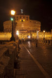 Rome. Italy. Castel Sant'angelo Royalty Free Stock Image