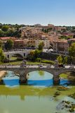 Rome Italy cityscape Stock Images