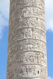 Rome - Trajan Column Stock Photos