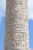 Rome - Trajan Column Stock Photos