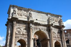 Rome, Italy Royalty Free Stock Photography
