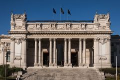 Galleria Nazionale d`Arte Moderna Royalty Free Stock Image