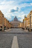 Rome, Italy - The historic center of Roma royalty free stock images