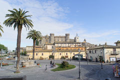ROME, ITALY - JANUARY 20, 2010: Castello Orsini-Odescalchi Stock Photography
