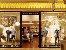 Tommy Hilfiger Store In Rome Italy Editorial Photo Image Of Designer Hilfiger 121921876