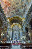 Rome, ITALY - JUNE 01: St. Peter's Basilica in Vatican, Rome, Italy on June 01, 2016 Royalty Free Stock Images