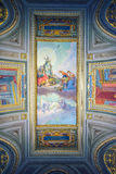 Rome, ITALY - JUNE 01: The Vatican Museum in Rome, Italy on June 01, 2016 Royalty Free Stock Image