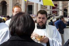 Benediction Royalty Free Stock Photo